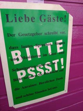 Wien publicité dans la rue - Photo JYR -12.18